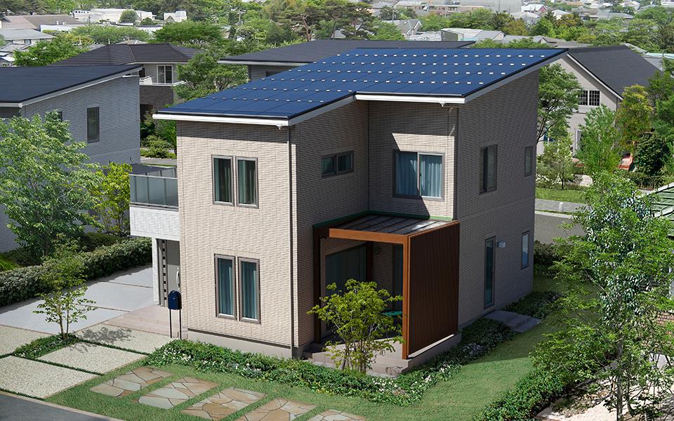 楽しむ子育住宅、明るくオープンな間取りの家。【岐阜県・Y様邸】