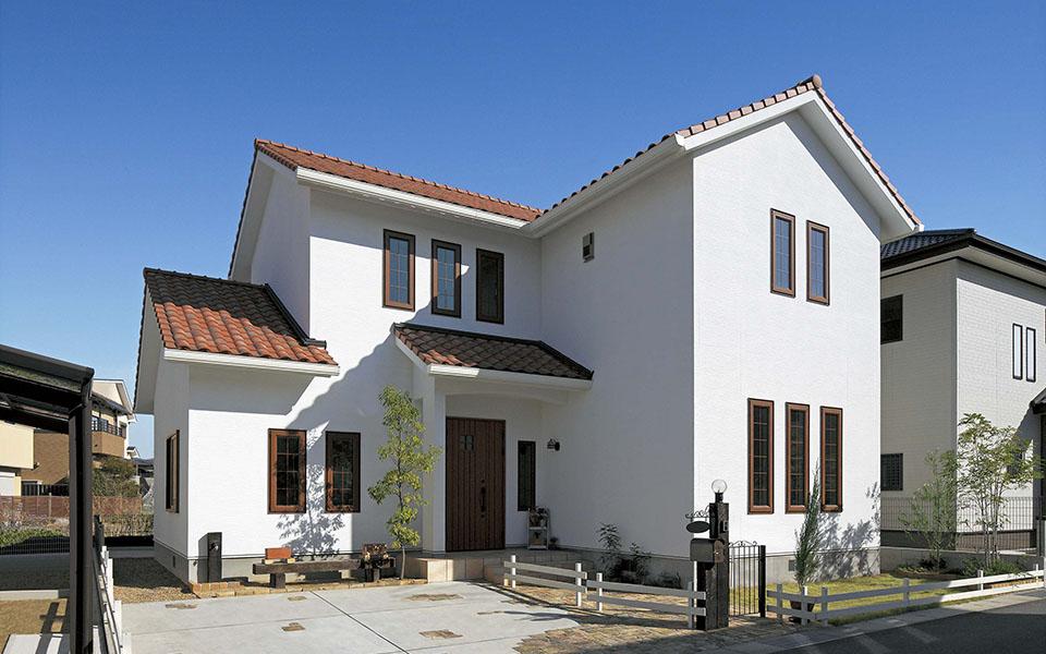 ナチュラルインテリアな暮らし、南欧風の家。【大阪府・N様邸】